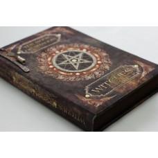 """Книга теней """"Рунический круг"""" Пентакль К045"""