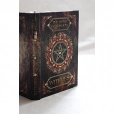 """Книга теней """"Рунический круг"""" Пентакль К0451, с металлическими уголками"""