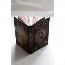 """Книга теней """"Рунический круг"""" Пентакль К0453, вес книги 1700 гр."""